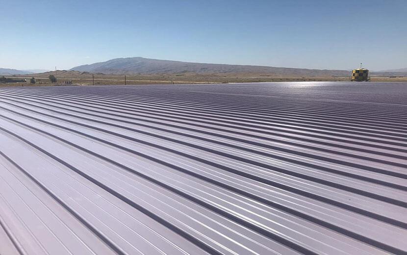 سقف ایستادرز ترمینال فرودگاه جهرم